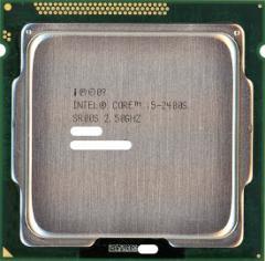 【中古】Core i5 2400S★2.5GHz 6M LGA1155 65W★SR00S★【送料180円〜】【即納】≪intel インテル CPU バルク≫