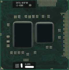 【中古】Core i5 Mobile★I5-430M★2.26Hz 3M Socket 988★SLBPN★【送料180円〜】【即納】≪intel インテル CPU Core≫