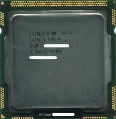 【中古】Core i3 540★3.06GHz★4M LGA1156 73W★SLBMQ★【送料180円〜】【即納】≪intel インテル CPU バルク≫