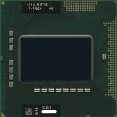 【中古】Core i7 Mobile★I7-720QM★1.6GHz PGA988★SLBLY★【送料180円〜】【即納】≪intel インテル CPU バルク≫
