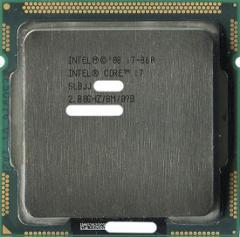 【中古】Core i7 860★2.80GHz 8M LGA1156★SLBJJ★【送料180円〜】【即納】≪intel インテル CPU バルク≫