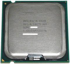 【中古】Core 2 Duo E8600★3.33GHz FSB1333MHz LGA775★SLB9L★【送料180円〜】【即納】≪intel インテル Core2Duo core2 cpu CPU≫