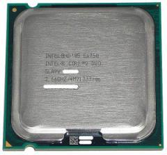 【中古】Core 2 Duo E6750★2.66GHz FSB1333MHz LGA775 4MB★SLA9V★【送料180円〜】【即納】≪intel インテル Core2Duo core2≫