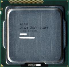 【中古】Core i3 2100★3.1GHz 3M LGA1155★SR05C★【送料180円〜】【即納】≪intel インテル CPU バルク≫