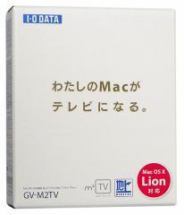 【中古】I-O DATA製■Mac専用TVキャプチャー USBモデル■GV-M2TV■【即納】【送料無料】≪ビデオキャプチャ IODATA アイオーデータ≫