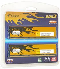 【中古】CFD ELIXIR■W3U1600HQ-8G■DDR3 PC3-12800 8GBx2枚組■【即納】【送料無料】≪メモリー≫
