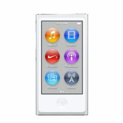 Apple■第7世代 iPod nano■MKN22J/A■シルバー/16GB■未開封【即納】【送料無料】≪アップル MP3プレーヤー アイポッドナノ ipod≫