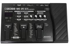 【中古】BOSS★Guitar Multiple Effects★ME-25★...