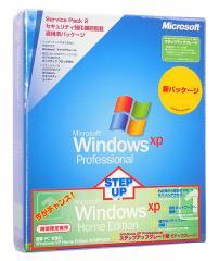 Windows XP Professional★ステップアップ SP2★新品未開封☆【即納】【送料無料】【訳あり】≪Microsoft マイクロソフト ウィンドウズ≫