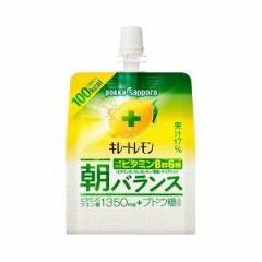 キレートレモン 朝バランスゼリー パウチ 180g