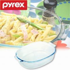 PYREX(パイレックス) オーバルロースター 2.5L ( 耐熱ガラス 強化ガラス グラタン皿 オーブン皿 )