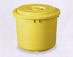 漬物容器20型 (押しフタ付 漬物樽 プラスチック ぬか漬け )