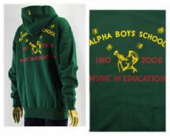 スペシャルワン Alpha Boys School 一部ジャマイカのスクールに募金 スウェット プルパーカー メンズ SPECIAL ONE 【6401スクール ボ