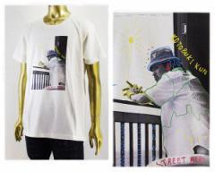 ストリート ヒーロー 寿君のKOTOBUKIKUN T-shirt TシャツS/S メンズ STREET HERO 【SH-543KOTOBUKI】