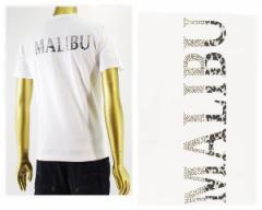 ヴィオラルモーレ イタリアンプレート マリブ Vネック Tシャツ メンズ VIOLA RUMORE 【A61329-2マリブ】