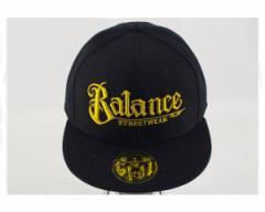 バランス オフィシャルロゴ TOON-2 3D スナップバック キャップ メンズ BALANCE 【BL11-4701GO】