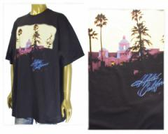 オフィシャル ライセンス EAGLES イーグルス 1970年代のアメリカン・ロックを代表する曲「ホテル・カリフォルニア」のアルバムジャケット