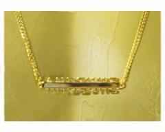 アンドサンズ ANDZUNZ JAY-Zのアルバム?Magna Carta Holy Grail?のロゴをモチーフ ネックレス メンズ ANDSUNS 【AS174714 AND】