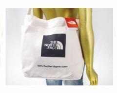 ノースフェイス UTILITY TOTE サイドにボロルポケット、内部にハンギングポケット、スナップボタン留め。バッグ オーガニック トート メ