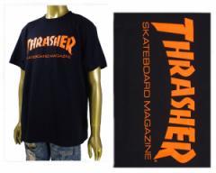 スラッシャー MAG LOGO マグロゴをフロントへ落とし込んだ定番 カラーがGood Tシャツ メンズ THRASHER 【TH8101 MAG LOGO】