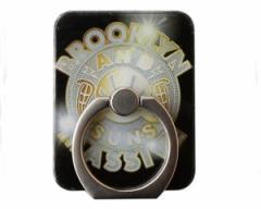 アンドサンズ BLING PHONE RING スマフォ背面に固定しリング部に指を通すことで端末の取り回しが安定 フォンリング メンズ ANDSUNS 【AS1