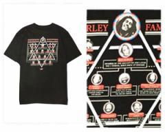 アイリーライフ by irielife- FAMILY TREE TEE ・FIRE BALLのJUN 4 SHOTがディレクション Tシャツ メンズ IRIE LIFE 【IRHA18-020 マリー