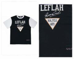レフラー WANIMA(ワニマ) RAY(レイ) 着用ブランド オリジナルボディーポケット付き Tシャツ メンズ LEFLAH 【LESS】