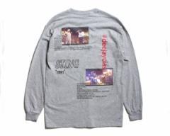 アイリーライフ FIRE BALLのJUN 4 SHOTがディレクション 伝説の1991年 DEEJAY CLASH Tシャツ L/S メンズ IRIE LIFE 【IRAW18-022 DJ C】