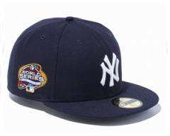 ニューエラ 59FIFTY ニューヨーク・ヤンキース ワールドシリーズ2003(100周年記念) キャップ メンズ NEWERA 【11781623 Wシリーズ】