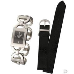 Dior マリス バーニッシュ付き ブラック×SSベルト