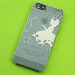 iPhone5/5sケース(カバー)iPhone+ (アイフォン プラス)【Snow White(白雪姫)】【softbank/au /iPhoneケース】