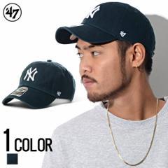 47Brand【フォーティーセブン】Yankees Home 47 CLEAN UP Navy /全1色 trend_d メンズ ビター系