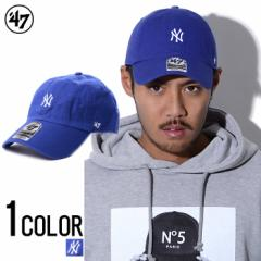 47Brand【フォーティーセブン】47Brand Yankees Centerfieid 47 CLEAN UP Royal /全1色 trend_d メンズ ビター系