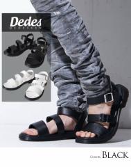 DEDES【デデス】バウジング ソール サンダル /全2色 trend_d メンズ ビター系