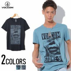 SALE VOLCOM ボルコム V Sound S/S T-Shirt /全2色 ビター系