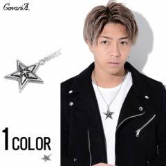 CavariA【キャバリア】スター トップ ネックレス /全1色 trend_d メンズ ビター系