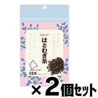 【クリックポスト送料無料】ノンカフェイン はとむぎ茶 12袋 4571104431695×2個セット【同時購入不可】