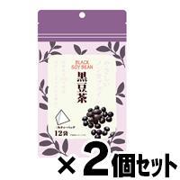 【クリックポスト送料無料】ノンカフェイン 黒豆茶 12袋 4571104431848×2個セット【同時購入不可】