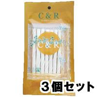 C&R スティックロール 7本 (旧SGJスティックロール)×3個 4580375300845*3