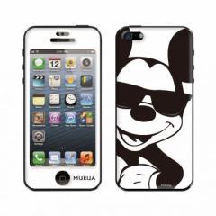 Gizmobies×MURUA CASUAL MICKEY2 【iPhone5/5s 】