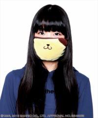 gonoturn(ごのたん) ポムポムプリンコラボマスク マスク 花粉症 予防 対策