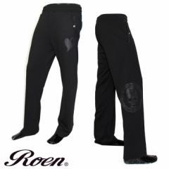 【当店限定】Roen(ロエン)CIRCLESKULLパンツ サークルスカル ロングパンツ スウェットパンツ