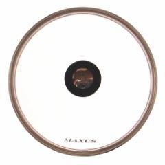 ワンダーシェフ マクサス(MAXUS)圧力鍋 3L専用ガラス蓋 蒸気抜け穴付き #10