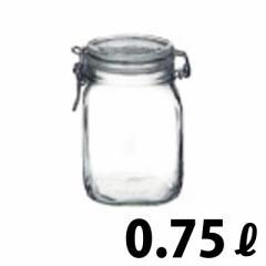 ボルミオリロッコ フィドジャー 0.75L(ガラス製保存容器)#11