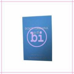 ★bisai特価★ドルチェ&ガッバーナ ライトブルー オードトワレ 1.5ml(mini-f048)(1.5ml)