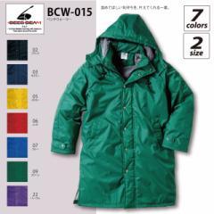ベンチウォーマー TRUSS#BCW-015 ジャケット コート oute