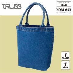 ウォッシュデニムトート(M) TRUSS#YDM-653 bagp