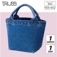 ウォッシュデニムトート(S) TRUSS#YDS-652 bagp
