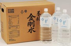 香村金剛水 ミネラルウォーター 日本名水【送料無料】2L×10本