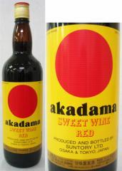 サントリー 赤玉 スイートワイン 赤 1800ml